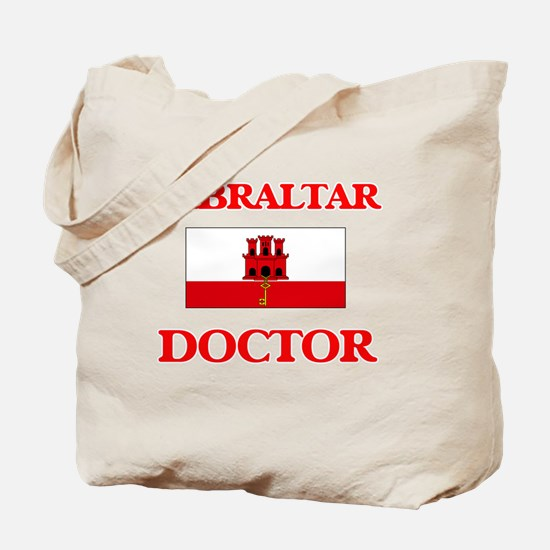 Gibraltar Doctor Tote Bag