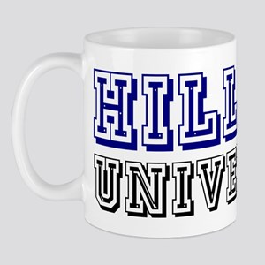 Hillman Family Name University Mug