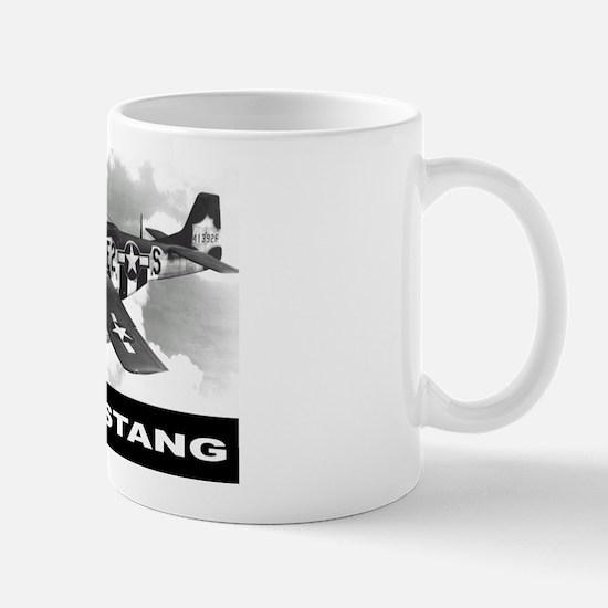 P-51 Mustang Mug