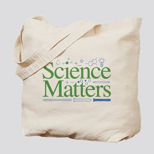 Science Matters Tote Bag