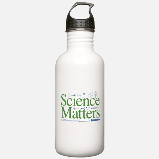 Science Matters Water Bottle