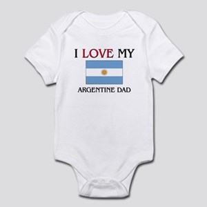 Argentina Girls Baby Clothes Accessories Cafepress