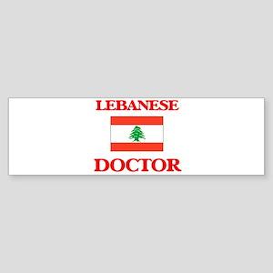 Lebanese Doctor Bumper Sticker