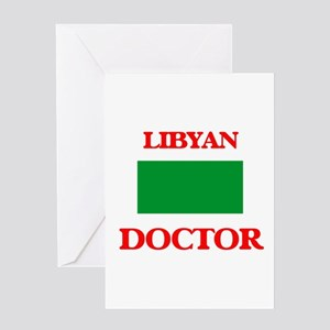 Libyan Doctor Greeting Cards