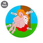 "Jailbait 3.5"" Button (10 pack)"