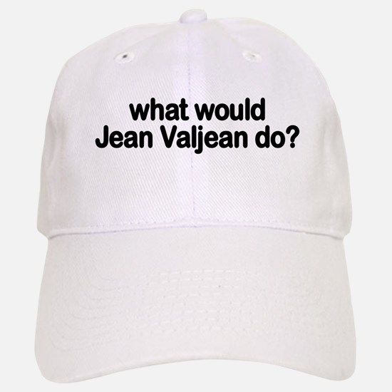 Jean Valjean Baseball Baseball Cap
