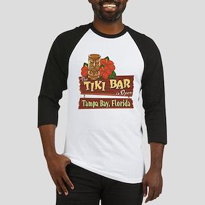 Tampa Bay Tiki Bar - Baseball Jersey