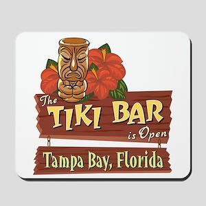 Tampa Bay Tiki Bar - Mousepad