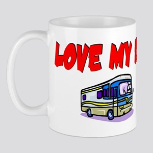 Love My RV Mug