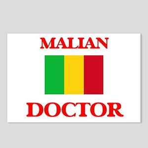 Malian Doctor Postcards (Package of 8)