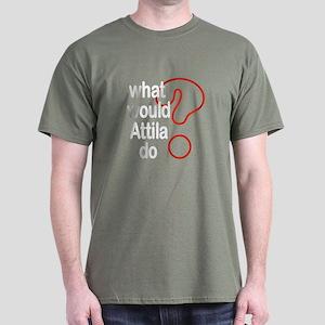 Attila Dark T-Shirt