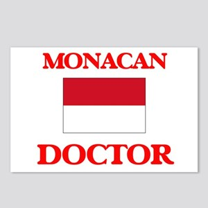 Monacan Doctor Postcards (Package of 8)