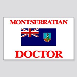 Montserratian Doctor Sticker