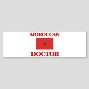 Moroccan Doctor Bumper Sticker