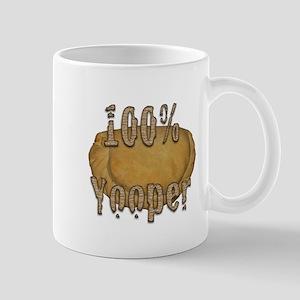 100% Yooper Mug