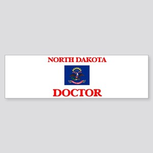 North Dakota Doctor Bumper Sticker