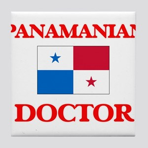 Panamanian Doctor Tile Coaster