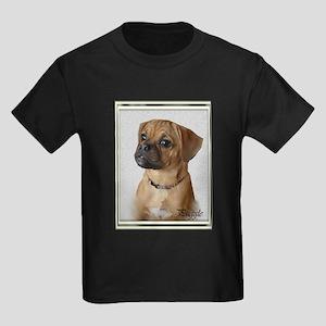 Puggle Art Kids Dark T-Shirt
