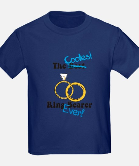 The Coolest Ring Bearer T