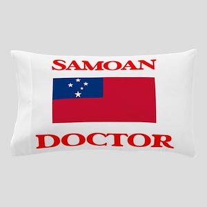 Samoan Doctor Pillow Case