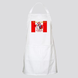 Duke and Duchess of Cambridge Canada R Light Apron