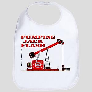 Pumping Jack Flash Bib
