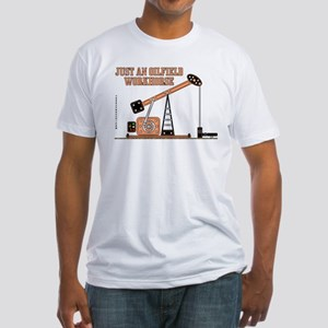 Oilfield Workhorse Fitted T-Shirt