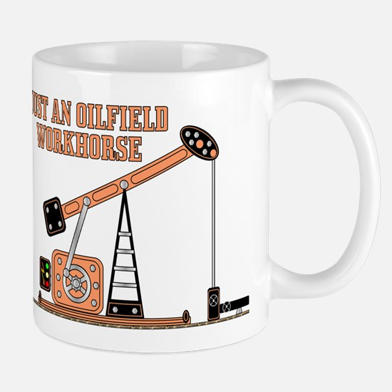 Oilfield Workhorse Mug