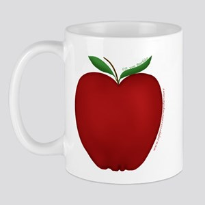 Cute Apple 2 Mug