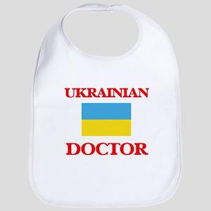 Ukrainian Doctor Baby Bib