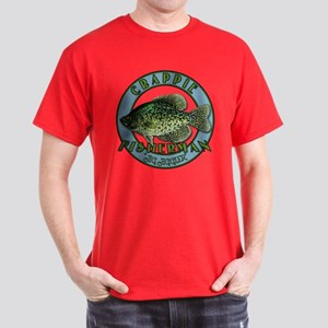 Click to view Crappie product Dark T-Shirt