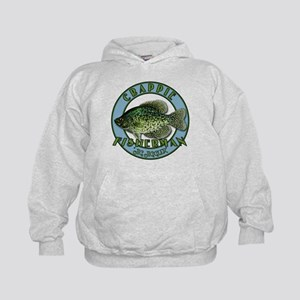 Click to view Crappie product Kids Hoodie