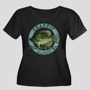 Click to view Crappie product Women's Plus Size Sc