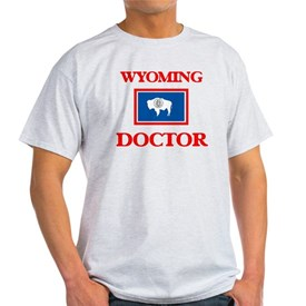 Wyoming Doctor T-Shirt