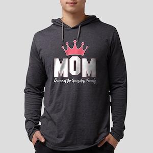 Mom Queen Of The Gonzalez Fami Long Sleeve T-Shirt