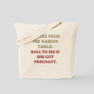 QFTT - Pregnant Tote Bag
