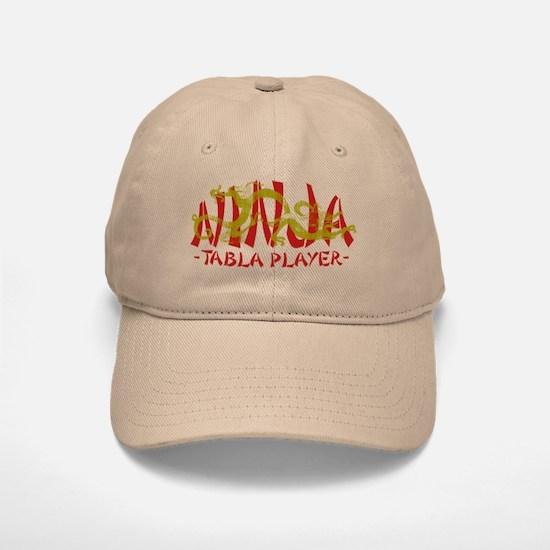 Dragon Ninja Tabla Player Baseball Baseball Cap