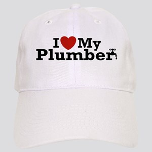 I Love My Plumber Cap