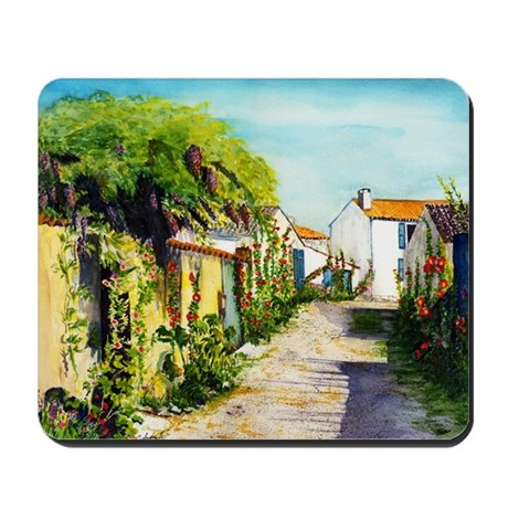 Pathway Home Mousepad
