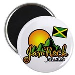 Welcome to JamRock, Jamaica Magnet