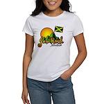 Welcome to JamRock, Jamaica Women's T-Shirt