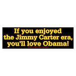 Jimmy Carter anti-Obama Bumper Sticker (10 pk)
