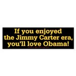 Jimmy Carter anti-Obama Bumper Sticker