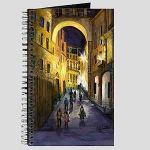 Nighttime Stroll Journal
