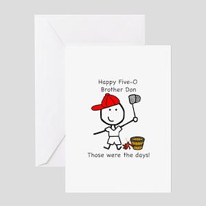 Crayfish - Don Greeting Card