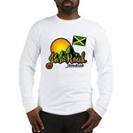 Welcome to JamRock, Jamaica Long Sleeve T-Shirt