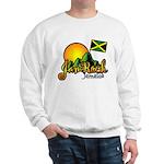 Welcome to JamRock, Jamaica Sweatshirt