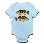Butterfly Peacock Bass Body Suit