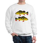Butterfly Peacock Bass Sweatshirt