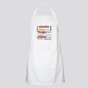 Les Miserables Apron